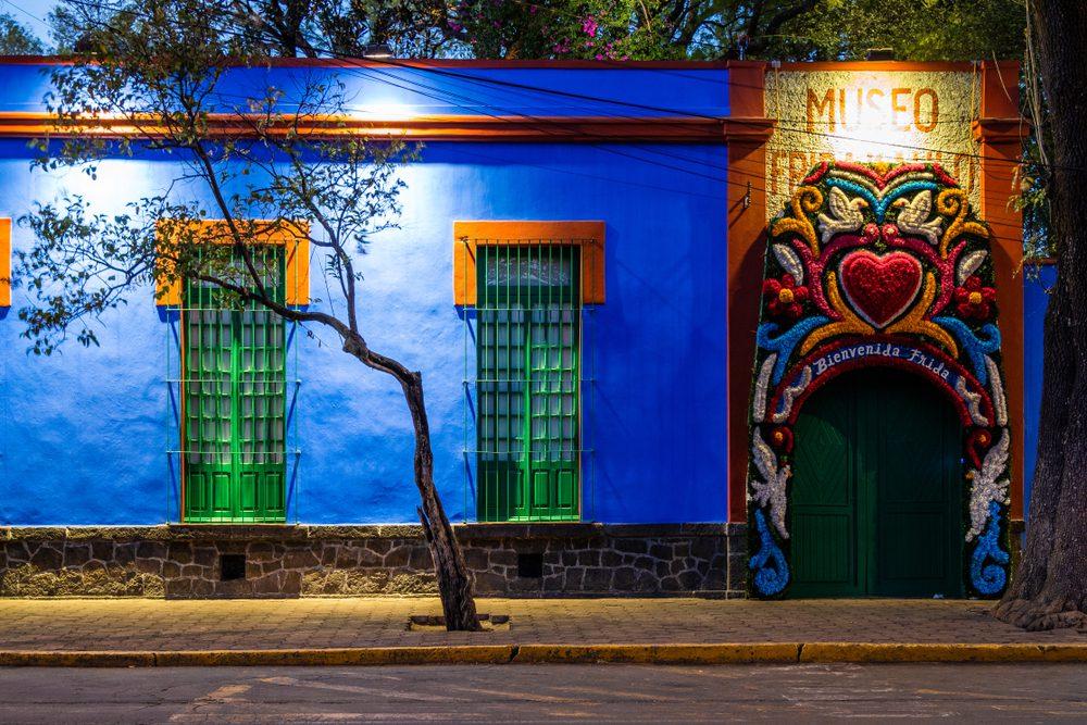 Profundiza En La Casa Azul El Museo Frida Kahlo Rincones De México